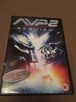 Aliens Vs Predator - Requiem (DVD, 2008) region 2 uk dvd