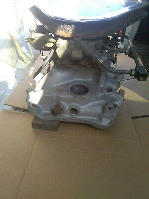 1967 CORVETTE TRI power carbs and manifold air cleaner 1967 400hp smog