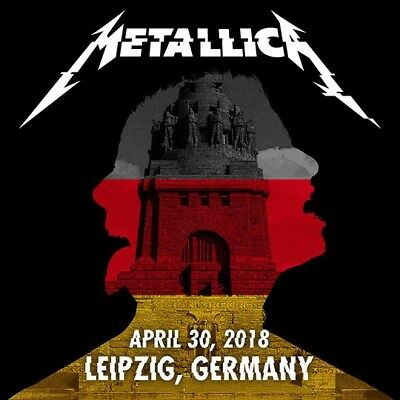 METALLICA / WorldWired Tour/ Leipzig Arena, Leipzig, Germany / April 30, 2018