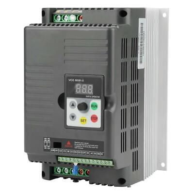 4kW/5.5kW 400Hz Single-phase VFD Inverter Frequency Converter 220V to 3-phase