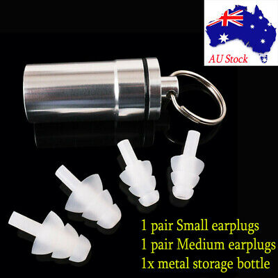 Hearsafe Ear Plugs Hearing Protection Noise Attenuation Earplugs for Musician AU