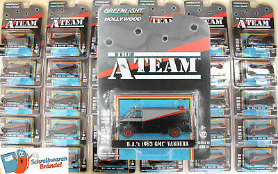Greenlight Hollywood A-Team Van GMC Modellauto - Auto - Vandura - 1:64 Chevy