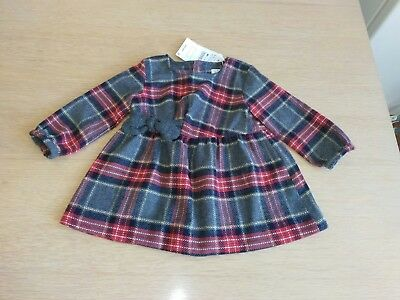 97cd6e5c ZARA BABY GIRL Gingham Lightweight Jacket 2-3 - £4.50 | PicClick UK