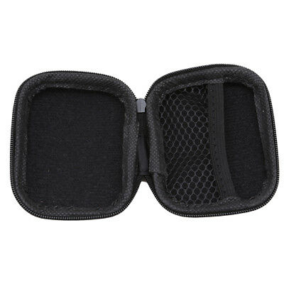 Portable Carrying Headphone Earbud Pouch Earphone Storage Case Bag WL