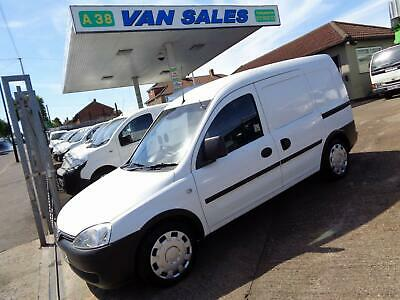 2007 Vauxhall Combo 2000 1.3 Cdti 69 Bhp 5 Speed Manual Panel Van Ex Bt Vehicle