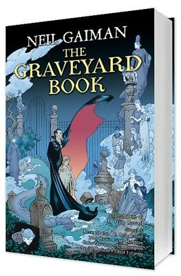 the Graveyard book - Neil Gaiman - NPE cartonato prima edizione 2015