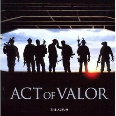Act Of Valor/Ost  Cd Neu Various Soundtrack Keith Urban Jake Owen++++++