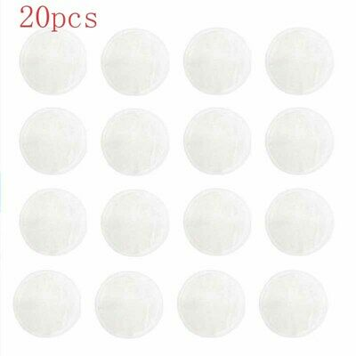 20pcs Soft Reusable Makeup Wipes Eye Make up Remover Pads Washable Face