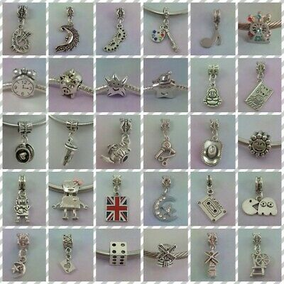 ❤ Various Charms ❤ FOR CHARM BRACELETS ❤ COMBINED P /& P ❤