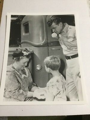 Andy Griffith Show Photo- Frances Bavier Ron Howard Andy Aunt Bea Opie