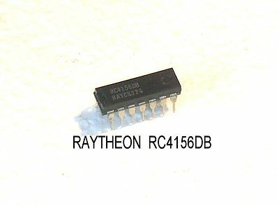 Rc4156Db High Performance Quad Op.amplifier Chip 14Dip