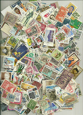 500 Worldwide Stamps,  All Different, No Us 28