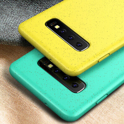 For Samsung Galaxy S10 / S10+ Plus S10e Ultra Slim Silicone TPU Phone Case Cover