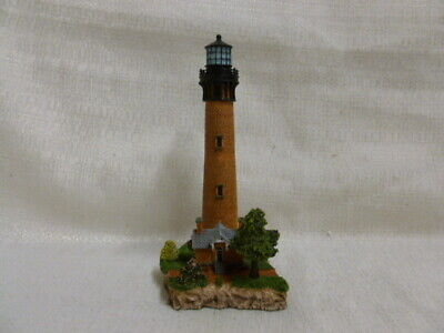 2002 Harbour Lights Great Lighthouses of The World Currituck Beach NC Lighthouse
