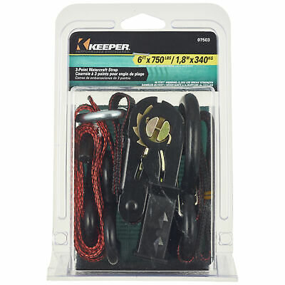 Keeper Corporation 7503  Tie Down Strap