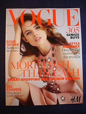 Vogue - Supplement - More dash than cash - May 2013