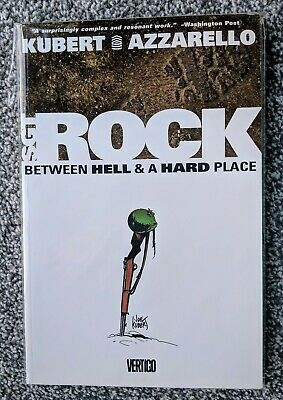 Sgt. Rock BETWEEN HELL & A HARD PLACE - TPB DC Vertigo JOE KUBERT FREE P+P NEW
