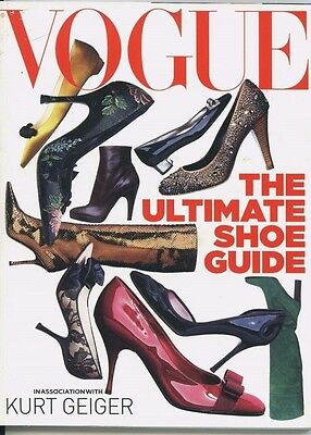 Vogue - Supplement -  The Ultimate Shoe