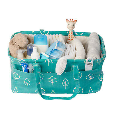 Wipeable Nappy Caddy by Nested Fox - Seconds