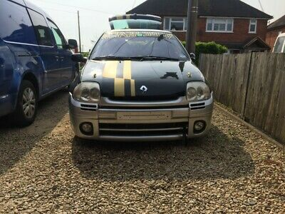 Renault Clio F4r Sport 172 Phase 1 track ready
