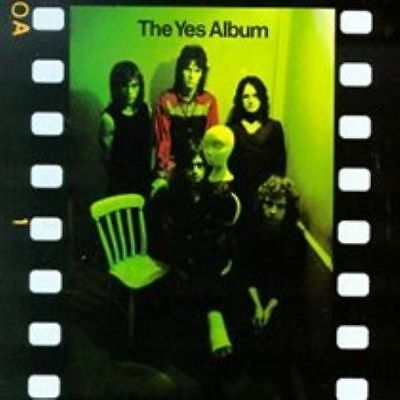 The Yes Album, Yes Import