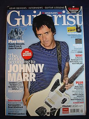 Guitarist - Issue 320 - Johnny Marr