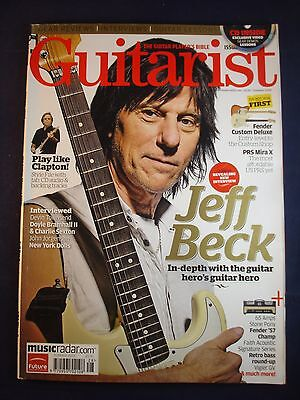 Guitarist - Issue 319 - Jeff Beck