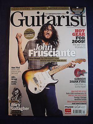 Guitarist - Issue 313 - John Fruscianti