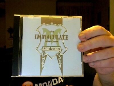 Madonna The Immaculate Collection Cd  Perfect Birthday  Gift Free Uk Post