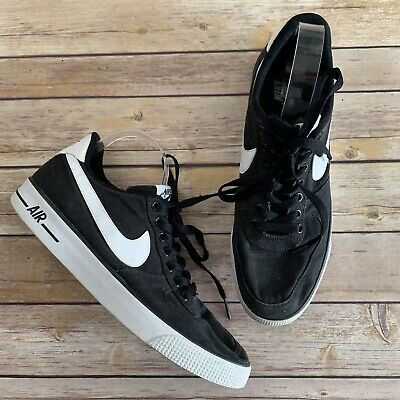 huge discount 2b958 a6b3b Nike Air Force 1 AC Black White 630939-003 Men s Size 10