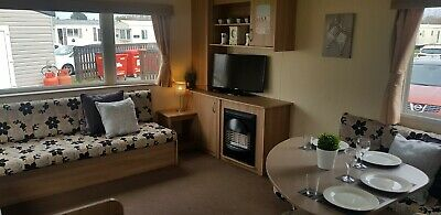 Caravan for  hire Haven Burnham on sea 5 day breaks in May and June