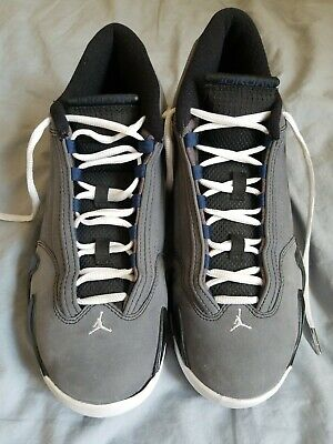 new style 26d6c 30bd8 Air Jordan 14 Retro XIV 311832-011 Lt Graphite no box size 10.5