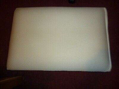 Luxury Memory Foam Support Pillow With Washable Cover - Lightly Used