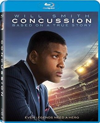 ☆ CONCUSSION (Blu Ray) ☆ 1 DISC SET~Ships w/Art Sleeve & Case ✔