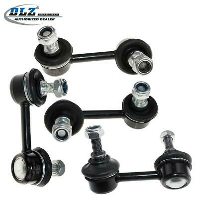 4 Pcs Front Rear Stabilizer Bar Sway Bar Link For 06-2011 Honda Civic Acura CSX