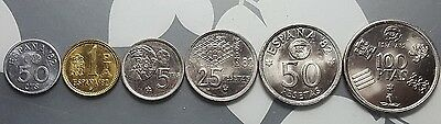 Spain 1982 commemorative FIFA coin set
