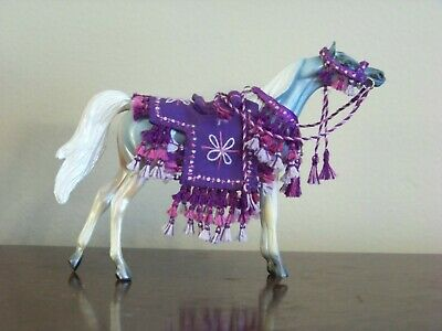 Custom Peter Stone Arabian chips costume set 805 purple