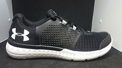 watch a4b4a b39f0 UNDER ARMOUR MICRO G Fuel RN Men's Running Shoe 1285670 001 Size 8
