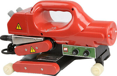 Lesite Portable Automatic Geomembrane Welding Machine Hot Wedge Welder