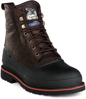 9df9aebf255 GEORGIA STEEL TOE Waterproof Lace-To-Toe Work Boots Gbot053 - All ...