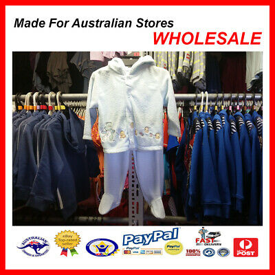 AUS WHOLESALE BABY KIDS CLOTHING Care Bears 2 Piece Set MYER STOCK *From $9*