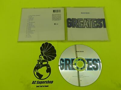 Duran Duran greatest - CD Compact Disc