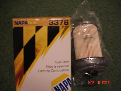 S#23-2 NIB NAPA PROSELECT #23296 FUEL FILTER FORD EXPLORER