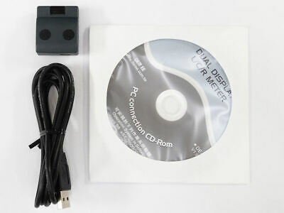 DER EE PC Set USD Infrared Adapter with CD-ROM for DE-5000 LCR Meter NEW