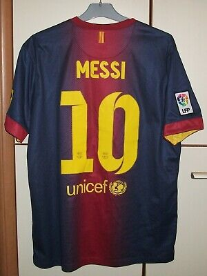 30500811724 NIKE FC BARCELONA Home Jersey 2019  10 Messi Size XXL Only -  110.00 ...