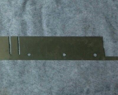 Talbot Express, Fiat Ducato Inner Sill Repair Panel for a Motorhome