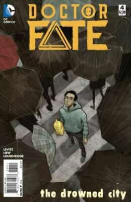 Doctor Fate (2015 series) #4 DC COMICS COVER A 1ST PRINT