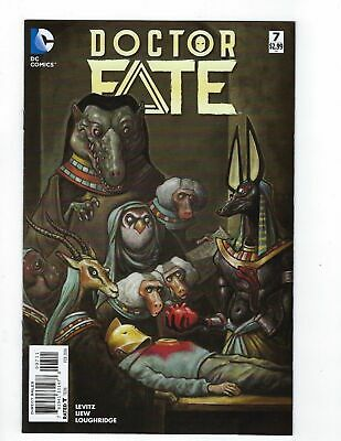 Doctor Fate (2015 series) #7 DC COMICS  COVER A 1ST PRINT