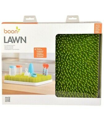 Boon Green Lawn Countertop Bottle Drying  Rack