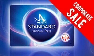 Merlin annual pass, Discounted ! *fast del* standard from £97.30 sale now on